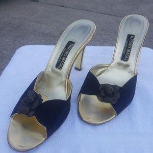 Bruno Magli Couture Loretta Black Women's Shoes